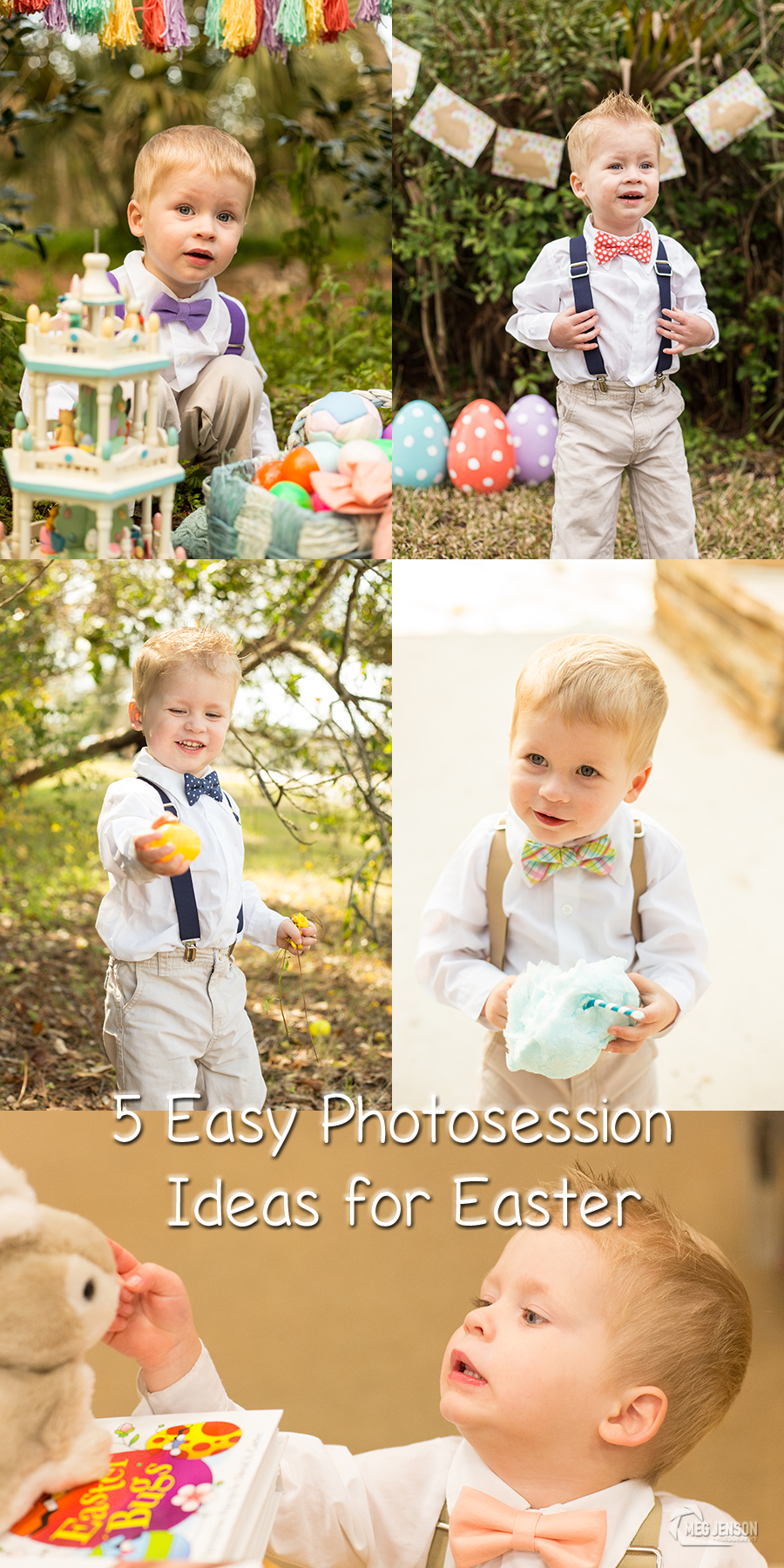 Easter Photosession Ideas