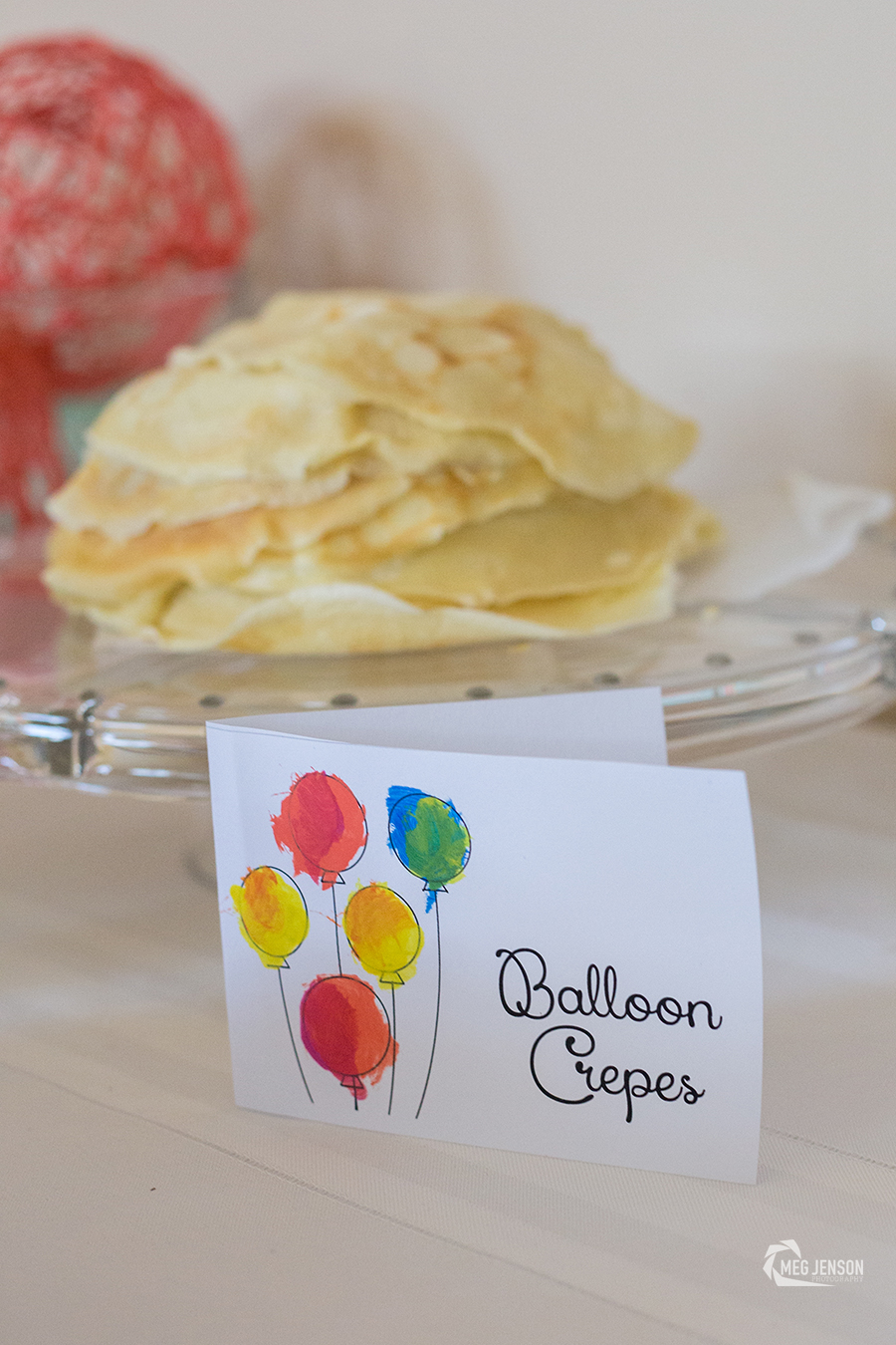 Balloon Crepes