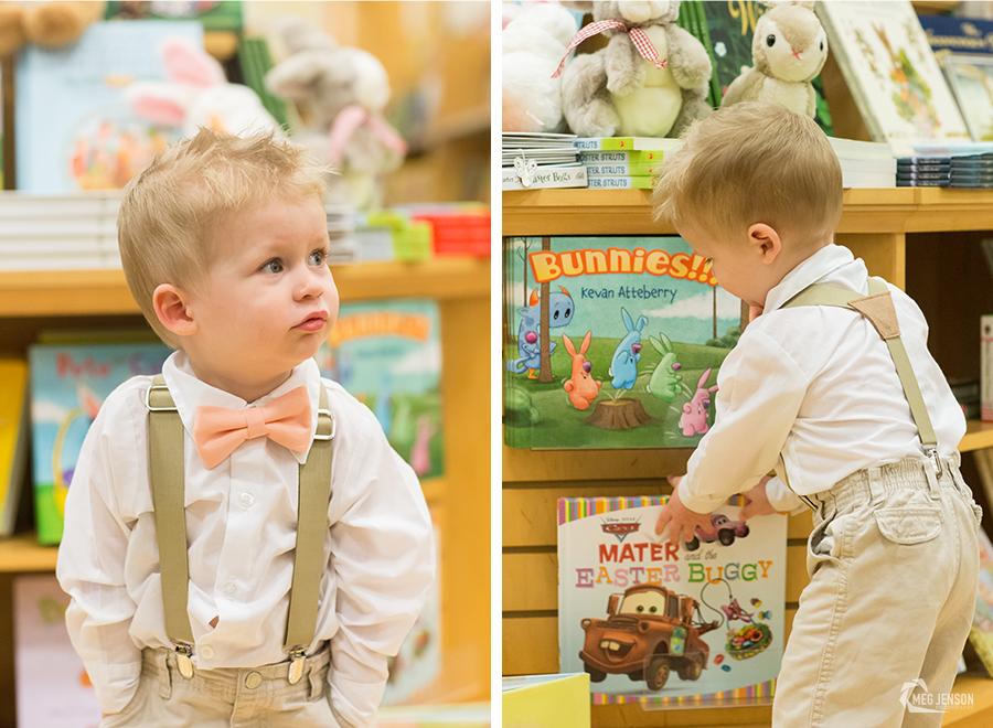Barnes Noble Easter