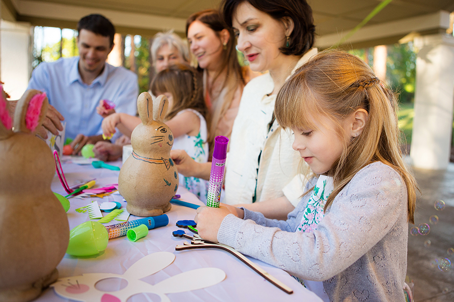Easter Egg Party Florida