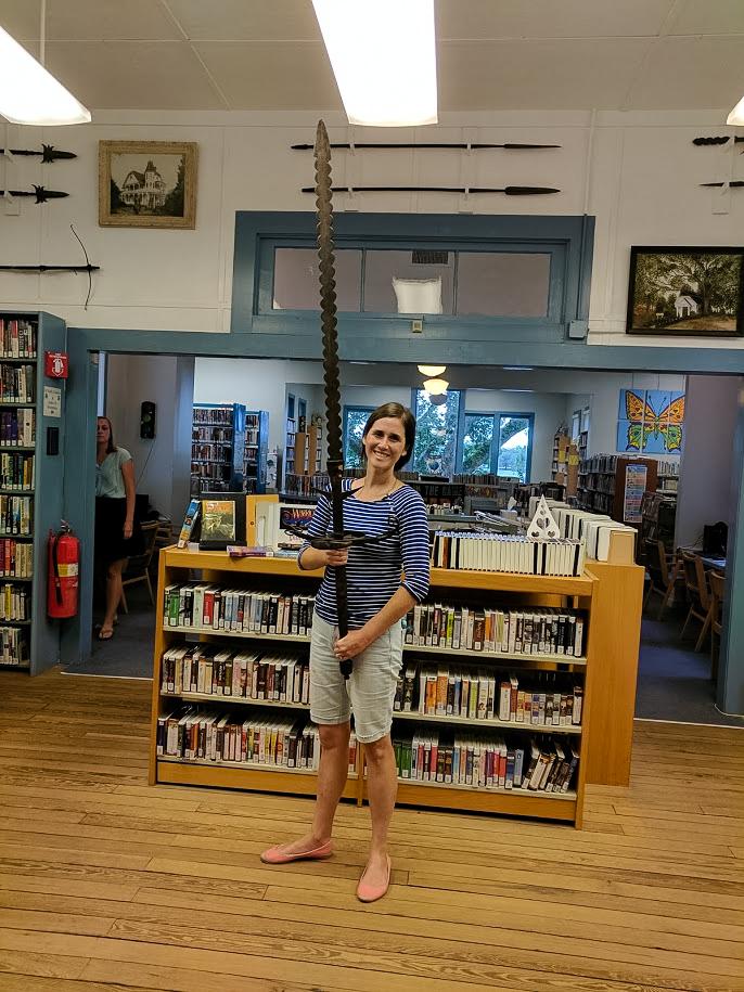 DeFuniak Springs Library