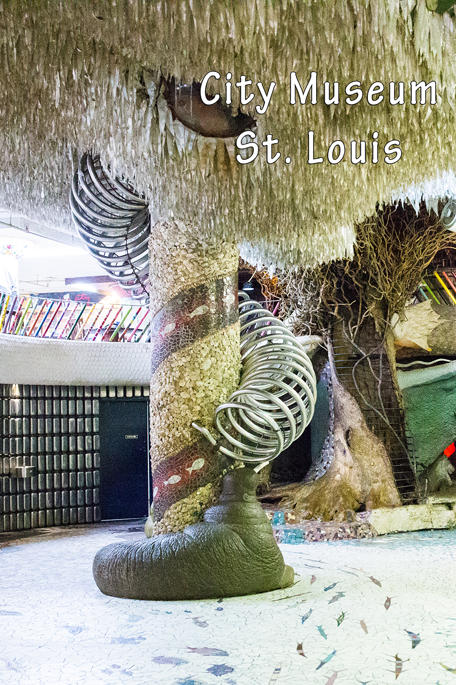 City Museum St Louis