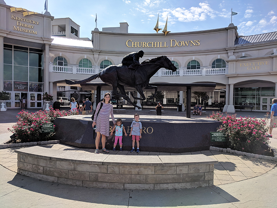 Churchill Downs Blog