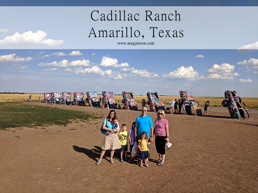 Cadillac Ranch West Texas