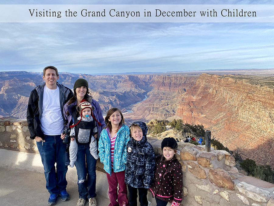 hike grand canyon in december