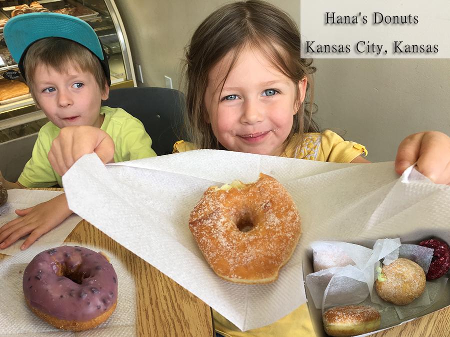 Hana's Donuts Kansas City