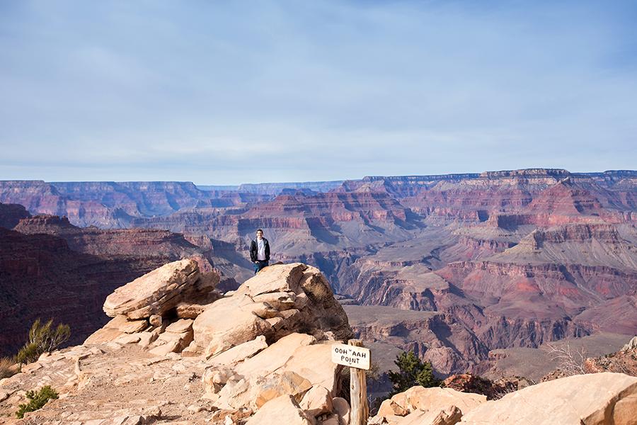 Ooh Ahh Point Grand Canyon Arizona