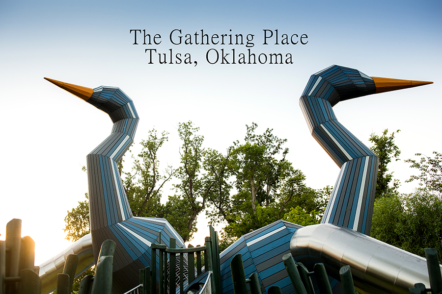 Tulsa Oklahoma The Gathering Place