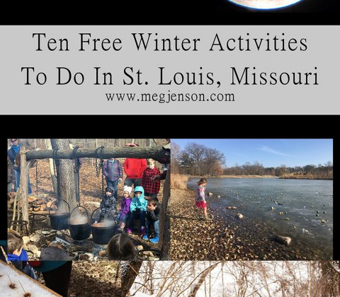 Winter Activities Family Fun St. Louis Free