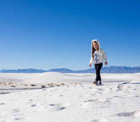 White Sands National Park with Kids